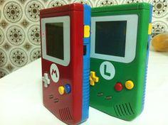 The Gameboy Super Mario Bros Edition