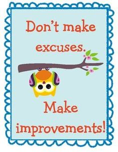 #Quote #poster for your #EFL #classroom.