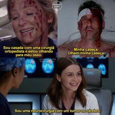... Grey's Anatomy, Heart Anatomy, Netflix, Jessica Capshaw, Cristina Yang, Greys Anatomy Memes, Save Life, Series Movies, Supergirl