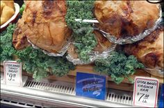Store Made Quality Cooler Display Promise Ham, Signage, Display, Store, Health, Food, Floor Space, Billboard, Health Care