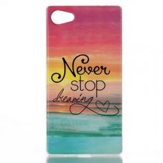 Online shopping for imd tpu case for huawei ascend lite - never stop dreaming, buy now from Holuby China wholesale & drop shipping store.