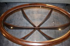 A top view of the Okani Coffee Table www.lifestylescomo.com