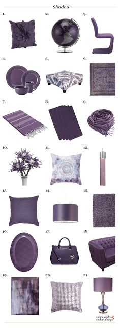 benjamin moore shadow, product roundup, 2017 color trends, dark purple, dark plum