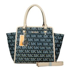 Michael Kors Selma Stud Logo Large Navy Totes Have A Treat Reputation All Over The World At Lowest Price! #WhatSheWants #SpringFling