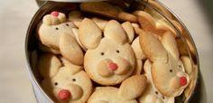 Dica para você: Aprenda a fazer biscoitos de p?scoa - formato  de coelhinho. Compartilhe com amigos!