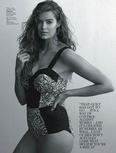 Beautiful model Robin Lawley