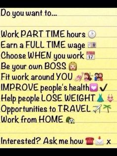 Be your own boss as a Juice Plus+ Consultant for just $50 a year!  Comment Below for more info. www.ShelbyMeyer.JuicePlus.com