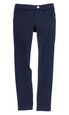 NWT Gymboree UNIFORM SHOP, Navy Jeggings    Available in our online store at http://stores.ebay.com/starbabydesignshomestore