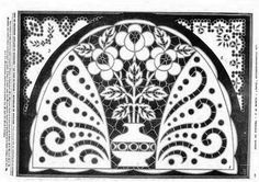 Znalezione obrazy dla zapytania Vintage set of 4 madeira hand embroidered linen place mats~needlelace fillings - Google Search