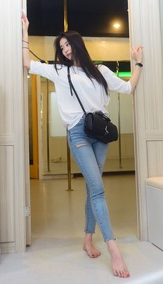 T-ARA Jiyeon - Pole Dancing Photoshoot - Album on Imgur