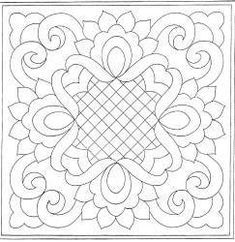 New Quilting Designs Patterns 57 Ideas Quilting Stencils, Quilting Templates, Longarm Quilting, Free Motion Quilting, Quilting Projects, Quilting Ideas, Machine Quilting Patterns, Embroidery Patterns, Quilt Patterns