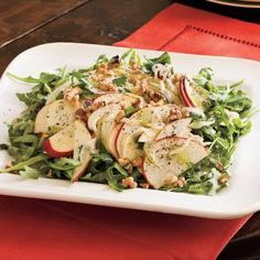 Marian's Apple-Fennel Salad | MyRecipes.com