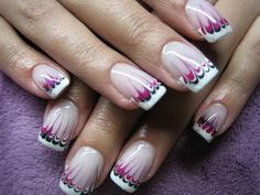 Naildesign muster