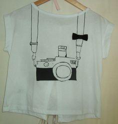 T-shirt BAINHA COM ARAME