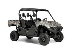 New 2016 Yamaha Viking EPS Realtree Xtra w/Suntop ATVs For Sale in Florida. 2016 Yamaha Viking EPS Realtree Xtra w/Suntop, REAL WORLD TOUGH, ALL-WORLD SMOOTH The quieter, smother-riding Viking features true three-person seating with class-leading off-road capability. ADDITIONAL FEATURES Service Accessibility: The engine is located under the cargo bed and can be easily accessed when the bed is lifted. Center hood access for battery and other electrical components eases maintenance…