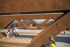 Gallery of The Paleisbrug / Benthem Crouwel Architects - 9