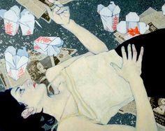 Hope Gangloff: Pintura de esquemas juveniles