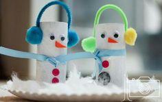 Winter Kids Crafts 5 Winter craft for kids Winter Crafts For Kids, Paper Crafts For Kids, Winter Kids, Crafts To Do, Preschool Crafts, Winter Christmas, Art For Kids, Arts And Crafts, Preschool Winter