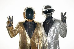 Daft Punk x Terry Richardson