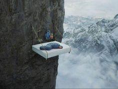Extreme Sleeping!