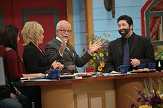Pastor Jim & Lori Bakker welcome Rabbi Jonathan Cahn as they discuss The Royal Mysteries and The Harbinger Day 4