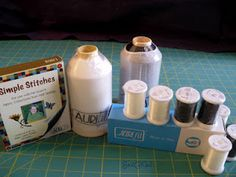 do not neglect the amazing #aurifil thread giveaway based on invisible thread orchestrated by SewCal Gal …find out more on http://sewcalgal.blogspot.it/2012/04/fun-friday-giveaway-aurifil-threads.html