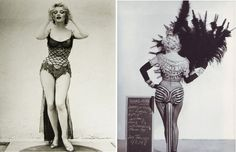 Dixie Evans the marilyn monroe of burlesque. Description from pinterest.com. I searched for this on bing.com/images