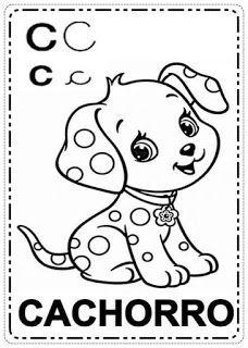 Alfabeto Para Colorir Pintura Para Criancas Animais Criancas