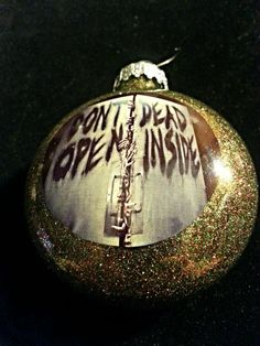 The Walking Dead Ornaments We'd Kill to Have on Our Tree | The ...
