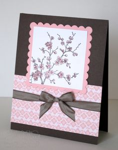SU Easter Blossoms, scallop square duo die - sub Spellbinders