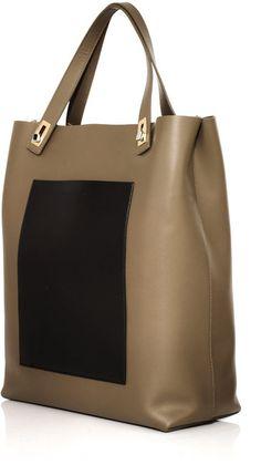 Balenciaga Pocket Tote Bag