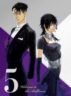 Ballroom E Youkoso, Anime People, Dance Hall, Anime Comics, Shoujo, Manga Anime, Otaku, Poses, Couples