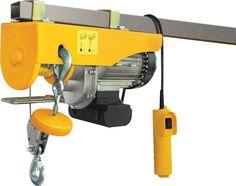 220/440 lb Electric Cable Hoist | Princess Auto  $140