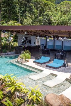 Vista Celestial - Uvita, Costa Rica - Privacy-seekers will delight in the infinity pools outside every villa.