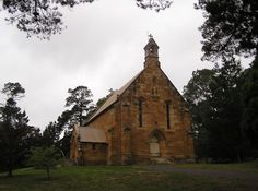 Designed by Augustus Pugin, St.Francis Xavier's Church New South Wales