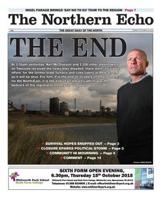 The Northern Echo ma