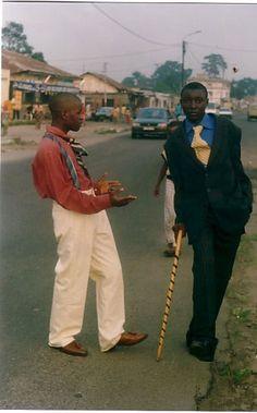 Sapeurs du Congo