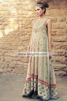 Tina Durrani, Pakistani fashion designer, bridal couture collection - luv her style Pakistani Couture, Pakistani Bridal, Pakistani Outfits, Indian Bridal, Indian Outfits, Pakistani Clothing, Indian Couture, Desi Clothes, Mehndi Clothes