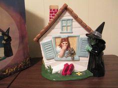 Wizard of Oz Cookie Jar from Warner Bros. Store