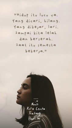 Quotes Rindu, Story Quotes, Tumblr Quotes, Text Quotes, Mood Quotes, People Quotes, Life Quotes, Life Lesson Quotes, Quotes Motivation