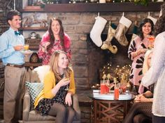 Get party ideas from HGTV and DIY Network editors from their own holiday bash, including recipes, gift ideas and DIY holiday decor, all at HGTV.com.