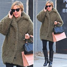 Chloe Sevigny Wearing a Curly Wool Coat. We found a very similar coat from Pixi Market. http://tonyfind.com/2014/02/06/trendy-thursday-curly-wool/