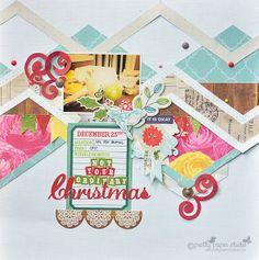 Not your ordinary Christmas - Scrapbook.com