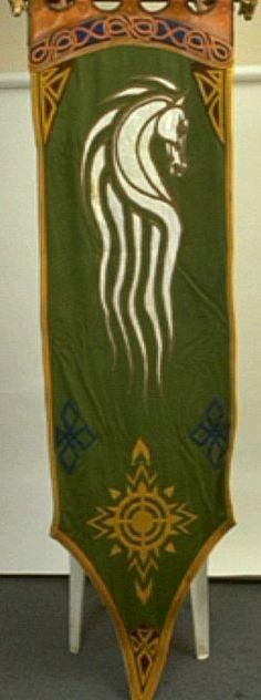Banner of Rohan
