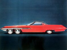 1962 Ford Seattle-Ite XXI Concept Car