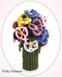 Flower Bouquet Potholders