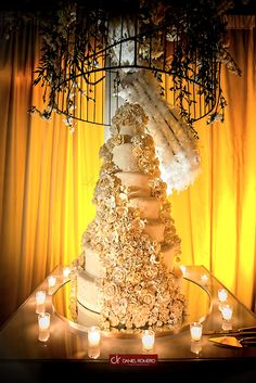 Luxury Cake Design For Stephanie Cummings