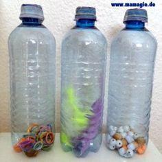 Baby-Schüttelflaschen
