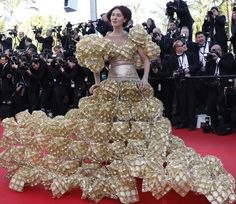 #EpicFail: 8 Shocking Looks At The Cannes Red Carpet