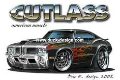 Cartoon Muscle Cars | Recent Photos The Commons Getty Collection Galleries World Map App ...